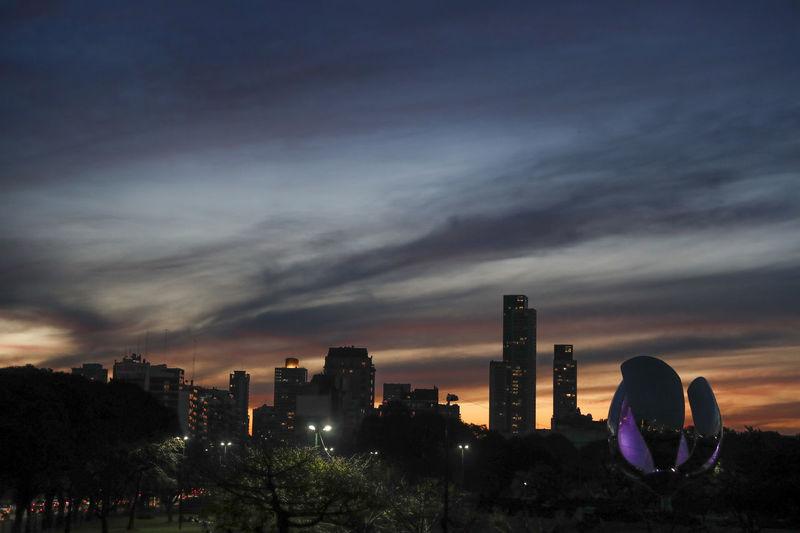 Architecture Building Building Exterior Built Structure City City Life Cloud - Sky Outdoors Sky Sunset Urban Skyline