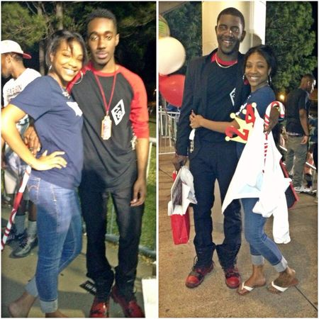 S/o to my babies for crossing Kappa!