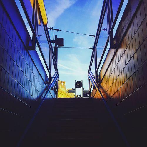 Gare saint