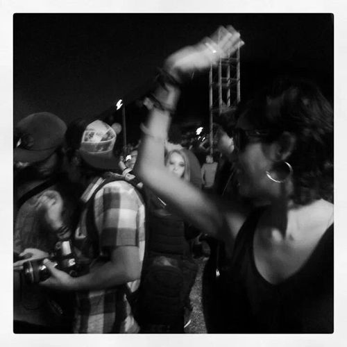 underground... Miller Time Lima-Perú Enjoying Life Creamfields 2013