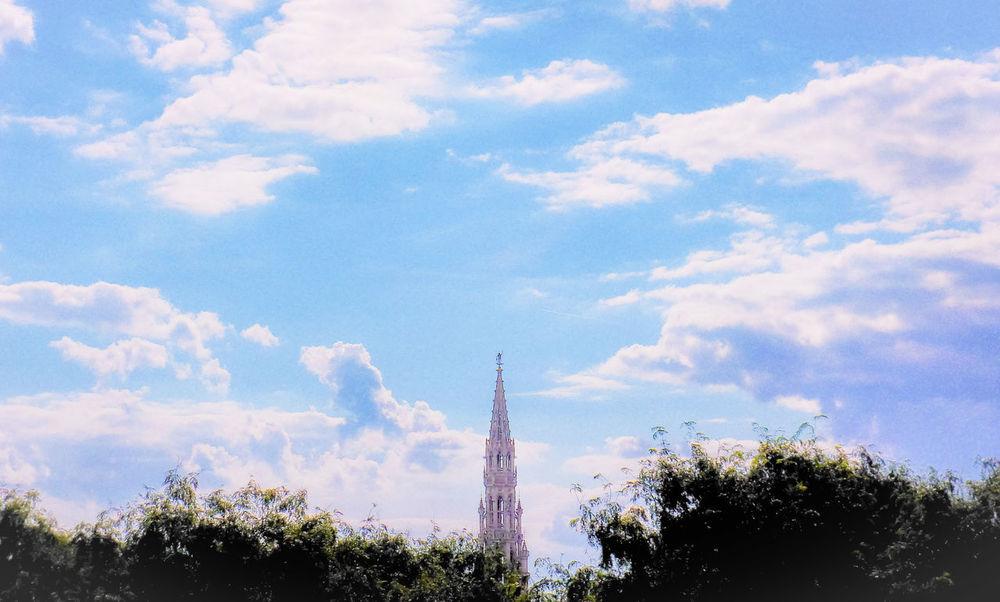 Bruxelles, 05-08-17 Kodak Kodakpixpro Kodak Pixpro Skyscrapers In The Clouds Skyscrapers Skyscraper Cloud - Sky Clouds And Sky Clouds Sky Cathedral Bruxelles Bruxelles-Capital Bruxellesmabelle Bruxelles ❤ Bruxellesbelgium Belgium Belgique EyeEmNewHere