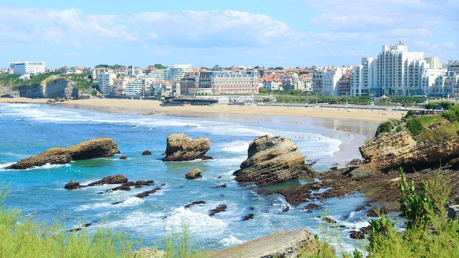 Biarritz à