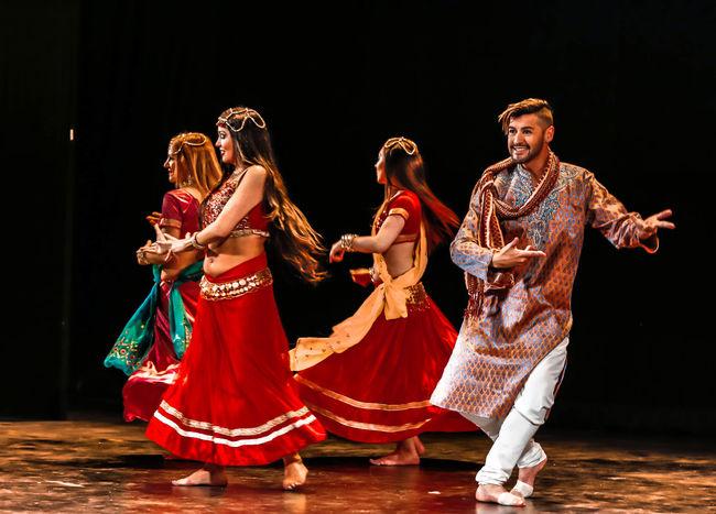 Danza Arabe Dancing Danza