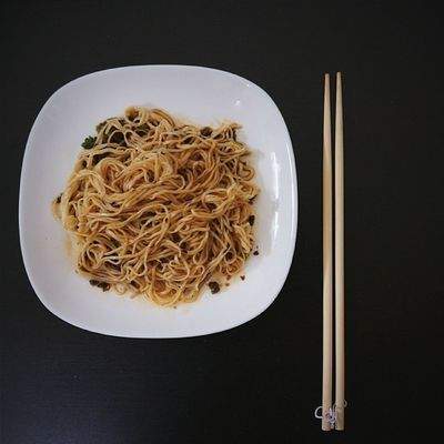 四川涼麵  四川  川菜  麻辣 Sichuan spicy