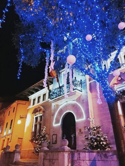 Christmas in Alcudia Ilumination Mallorca❤️ Christmas Lights 2017 Goon