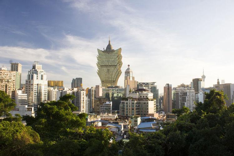 Macau's