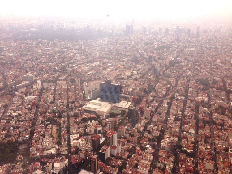 Flying High mexico df On A Plane Flying High