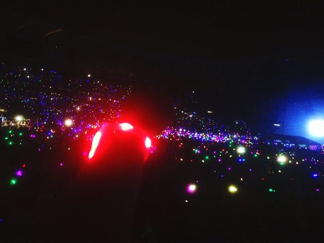 Missing this concert Coldplay AHFODtour First Eyeem Photo