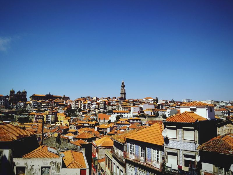 Can't be more beautiful here Porto Roofs Architecture Summer Holidays Seeing The Sights