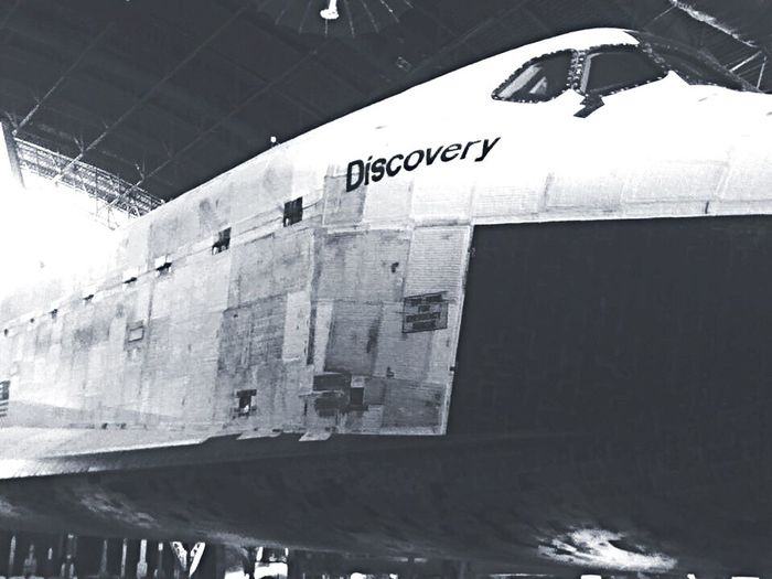 The Discovery Space And Astronomy Museum Indoors