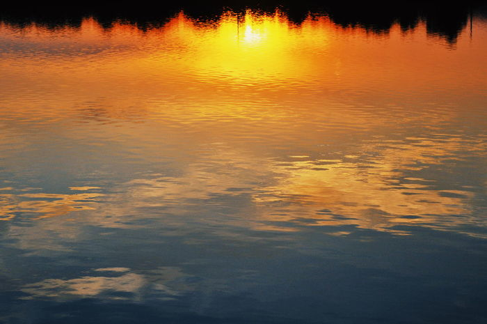 Love Sunset Love Sunset Minimalism Mood Illustration EyeEmBestPics EyeEm Nature Lover EyeEm Selects EyeEmNewHere Eye4photography  Water Sunset Backgrounds Lake Reflection Rippled Full Frame Beach Orange Color Sky Reflection Lake Water Surface Reflecting Pool Low Tide