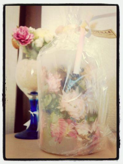 Alomacandle Birthdaygift