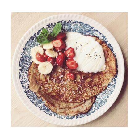 The EyeEm Breakfast Club Banana Pancake