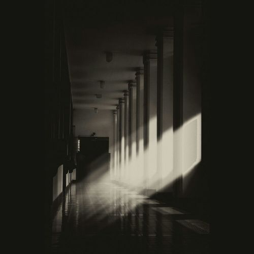Rol [and] Lor *Rayoflight and Lorong* Light Blackandwhite Claunch 72 Monochrome Film Black And White Taking Photos INDONESIA Perspectives Photography Monochrome Bw A Ray Of Light! All_shots Gang_rempong Architecture GangPolos