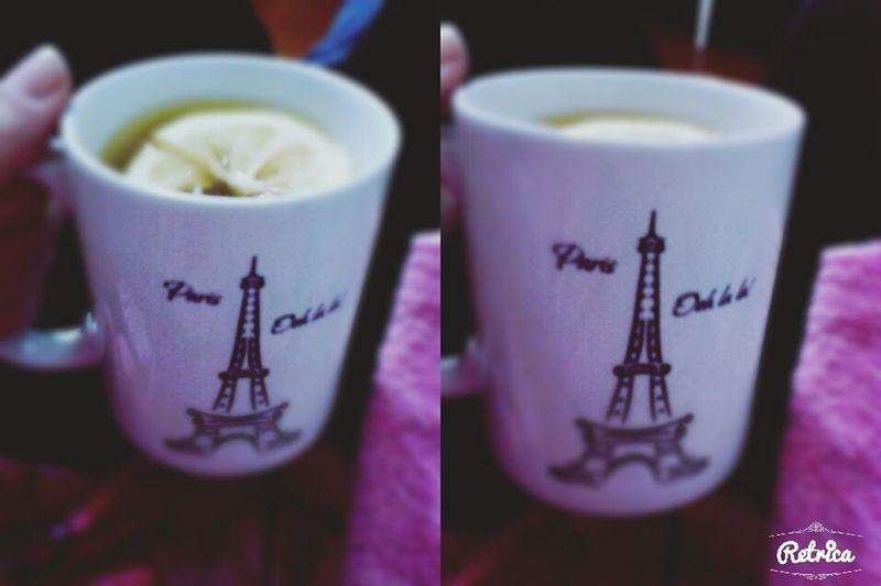 Tea Time ♥ Lemon ♥ Goodnight ♥ Love Everyone