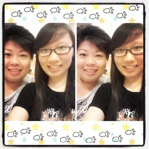 Qualitytime Hangout Aunty_gaul Niece_unyu