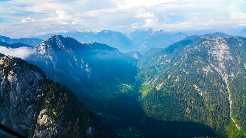 Hello British Columbia. Britishcolumbia Canada Mountain View Sun Rays Mountain Pass Landscape Nature_collection Nature Eyem Nature Lovers