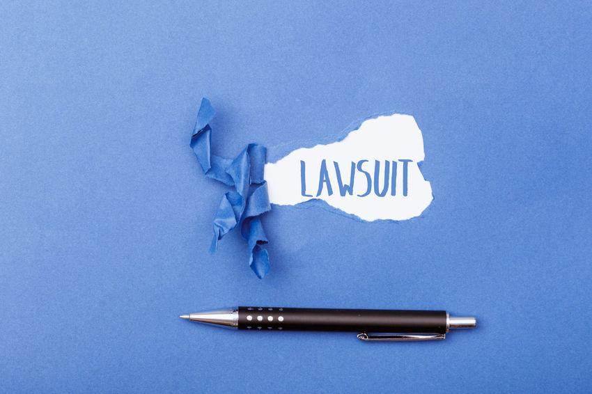 Communication Text Word Header Headline Title Copy Paper Copy Space Western Script Secret Hidden Revealed New Lawsuit Legal Law
