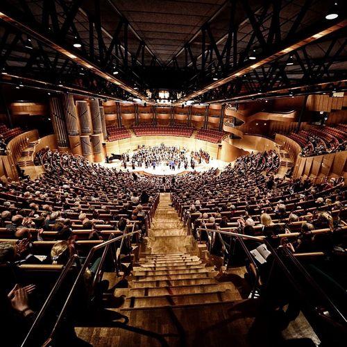 Köln Philharmonie Bjo Bundesjugendorchester Ostern 2016 Trumpet