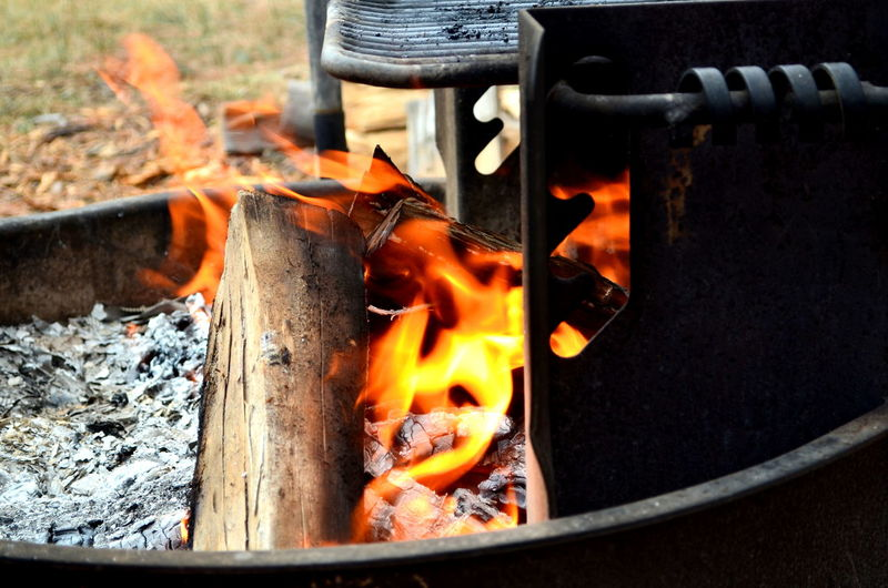 Camping Fenton Lake Fire Mountain New Mexico Old-fashioned Outdoors Quiet Moments