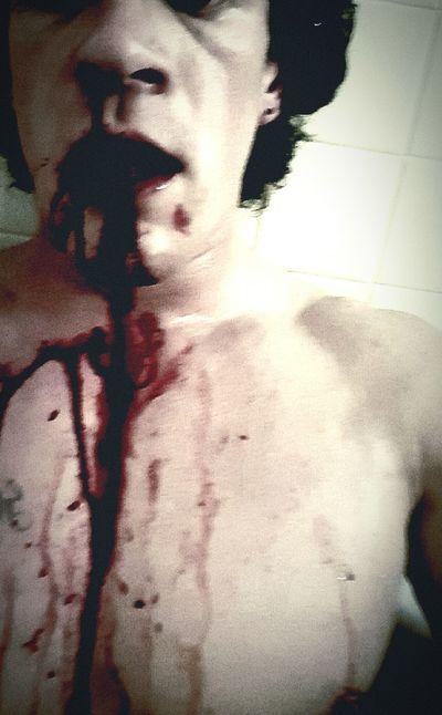 BloodLust Bloody Murder Simplicity Portrait