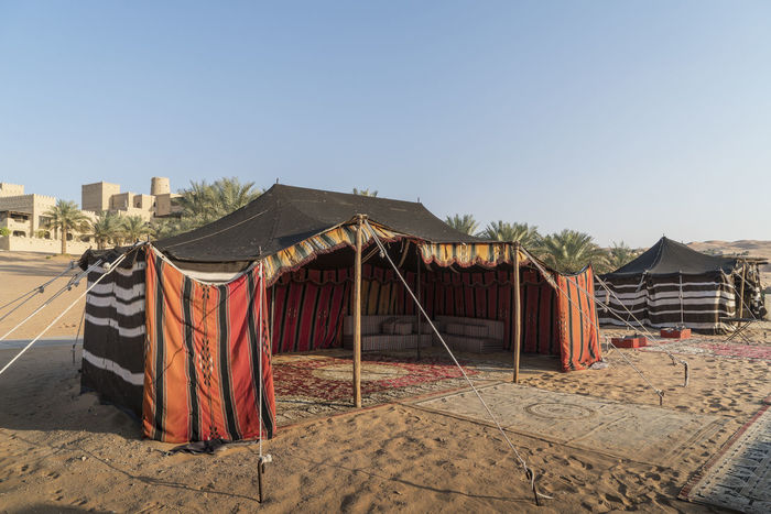 Abu Dhabi Architecture Beach Building Exterior Built Structure Day No People Outdoors Sand Sky