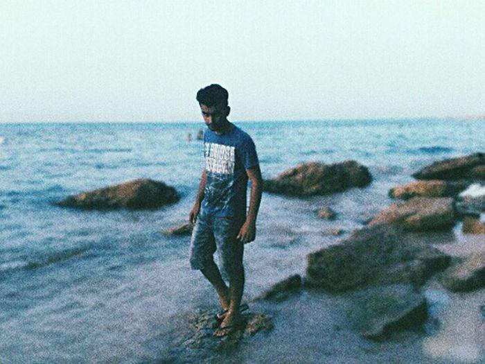 Sea Swimming 😍☀💧