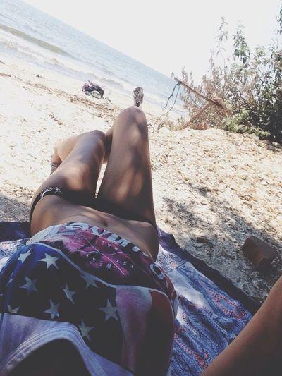 Beach Sun Slim Body