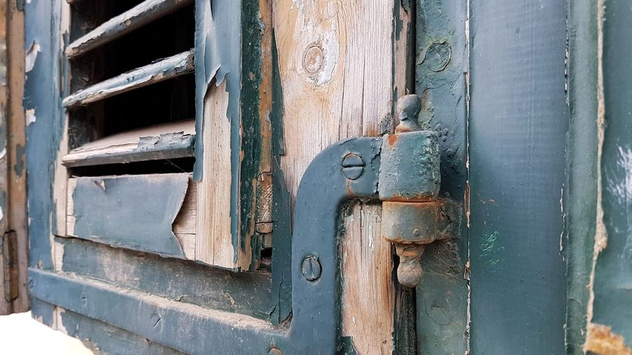 Window Damaged And Wrecked Damaged Wooden Full Frame Hinge Backgrounds Door Metal Ruined Abandoned Closed Deterioration Bad Condition
