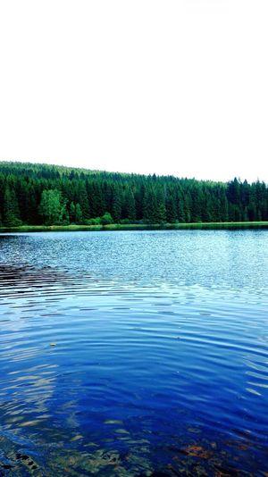 Lake Beautiful Nature