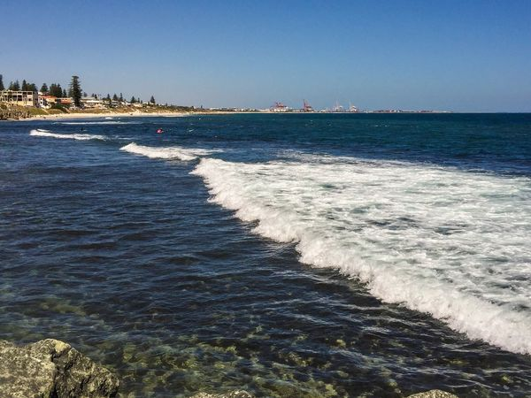 Ocean Wave: Peaceful Meditation Meditation Ocean Meditation Water South Cottesloe Beach Beach Nature Indian Ocean Western Australia Sea Seascape Scenic Peaceful View Tide Waves Tranquil Scene Ocean Australia Coastal Calming Relaxing Stress Relief