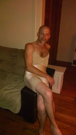 My roommate wearing Spanx Once In A Lifetime I Swear Hes Not Gay Sshh Don't Tell!