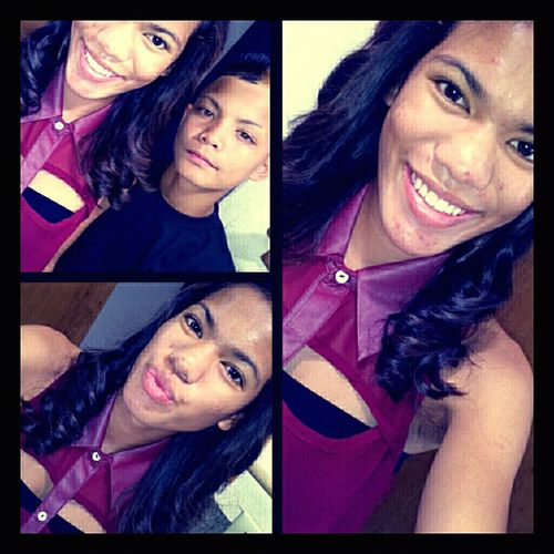Off to see dad side of the family :D #merrychristmaseve #mybrother>yoursanyday #lovethshandsomekid #haveagoodday #kbye