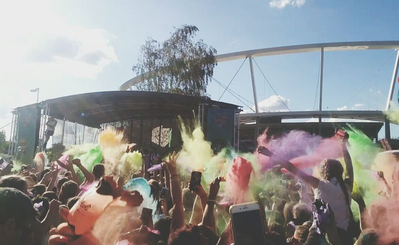 Colors Festival Photography Holly Lipton Music Music Festival