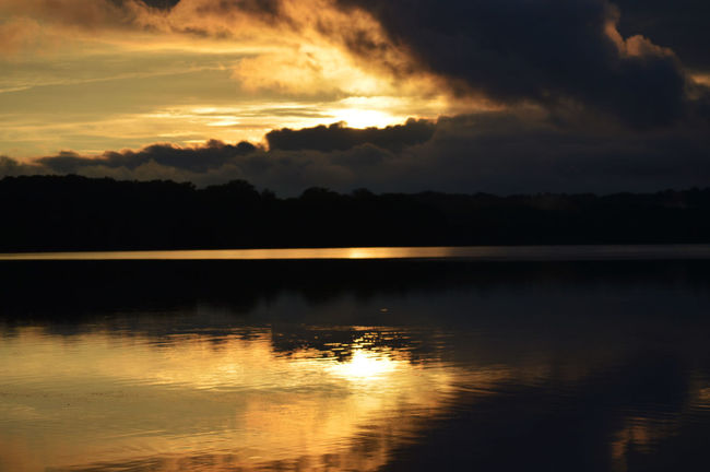 Baltimore Baltimore Maryland Beauty In Nature Clouds Dark Clouds Maryland No People Reflection Silhouette Sky Sunlight Sunlight And Shadow Sunset Water Water Reflection Horizon Over Water Horizon Horizon Line Light And Shadow Light Edit Fine Art Photography Fine Art Fineart TakeoverContrast Takeover Contrast