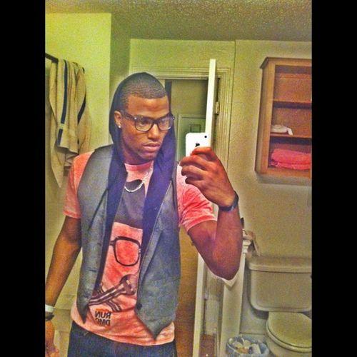 No caption. Waves Geekglasses RunDmc Gshock hooded vest