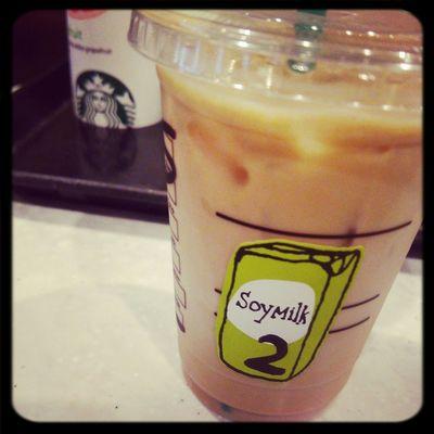 soy Starbucks
