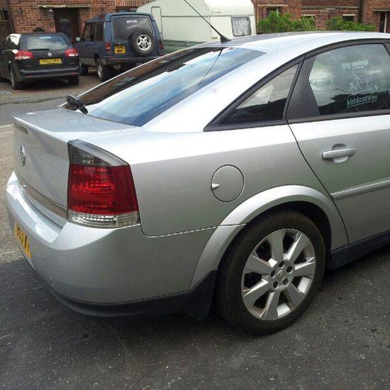 Yay new car Newcar Vauxhall Vectra Oooooyeah