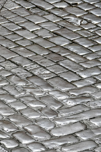 Full Frame Backgrounds Pattern Repetition No People Large Group Of Objects Stack Metal Abundance Day Close-up Textured  Aluminum Arrangement Silver Colored In A Row Order Architecture Indoors  Industry Roof Tile Steel
