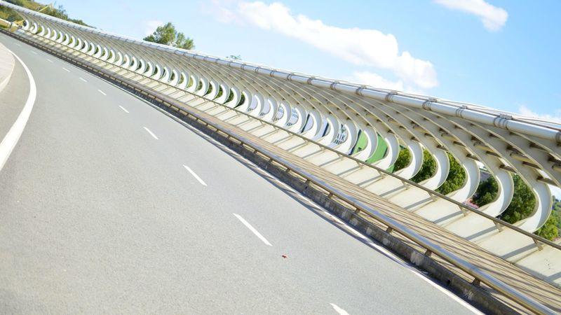 Blanco Bridge Bridges Calatrava Calatrava Style Cantabria Nikon Nikon D3200 Puente Puentes Santiago Calatrava White Pattern Pieces