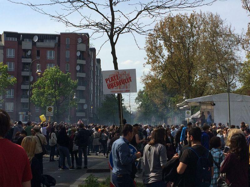 Berlin Openair Mayfest Mayday