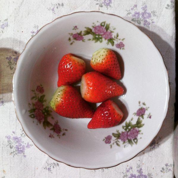 Strawberries Red LoveIt ❤️ Loveit Najlepsze Kocham Hi!