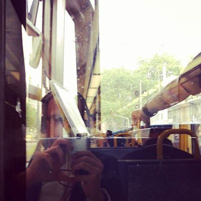 I'm tram'ng. 🚃 Köln Kolle Cologne Kvb Linie1 TramTweet