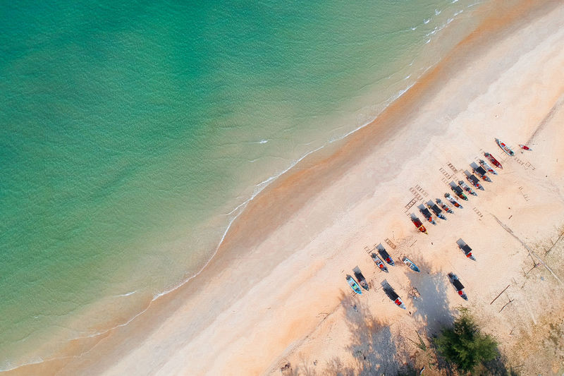 Dronephotography Drone  Birds Eye View Drone Shot Drone View Sand Dune Desert Sand Aerial View Beach Sunlight High Angle View Sky Landscape Arid Landscape Focus On Shadow Shadow Wave Pattern