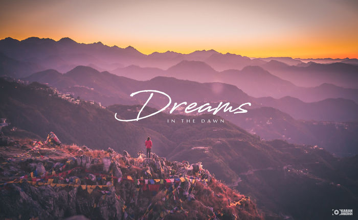 Dreams in the Dawn Dreams Himalayas India Travel Trekking Typography Beautiful Destinations Beauty In Nature Day Incredible India Inspiration Landscape Mountain Mountain Range Nature Nature_collection Outdoors Scenics Sky Sunrise Sunset Tones Of Colour Tranquil Scene Tranquility Winterlandscape first eyeem photo