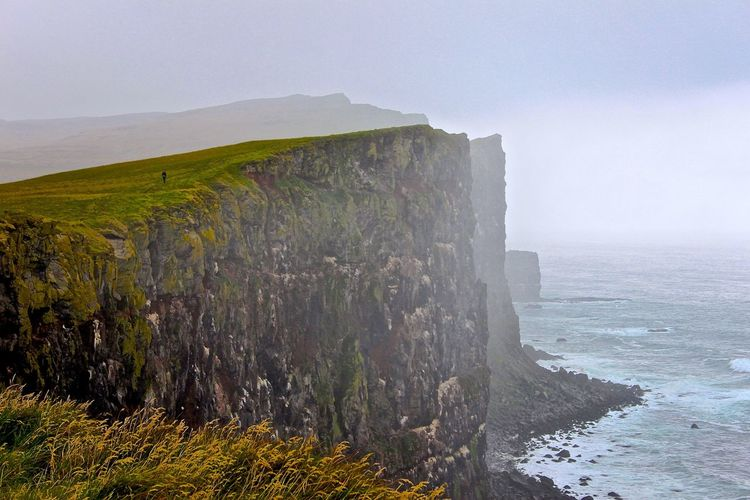 Edge Of The World Látrabjarg Cliffs Iceland Latrabjarg Cliffs Iceland Iceland Trip Iceland_collection Iceland Memories Icelandtrip Romantic Landscape Protecting Where We Play The Great Outdoors With Adobe