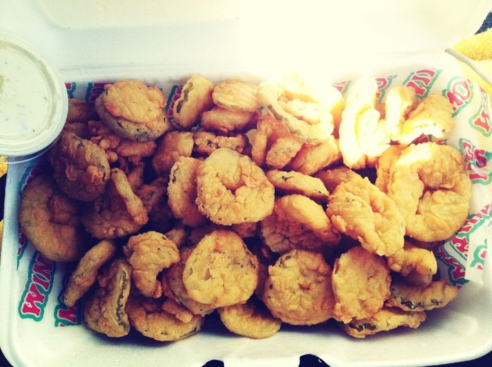 Themm fried pickelss thoo ♡
