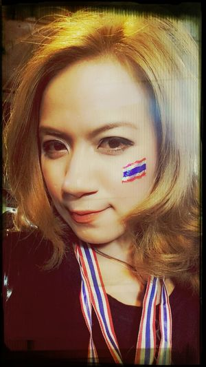 Thaiuprising PDRC We Love Thailand