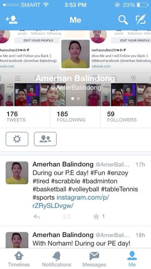 Follow me on Twitter! I'll follow you back! Follow Me On Twitter ❤ Twitter