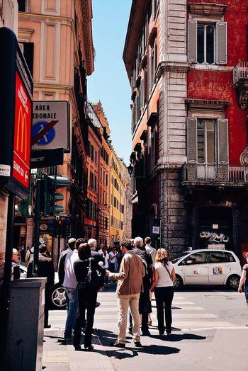 Streetscapes | Roma CopyrightPiotrSzuber The Street Photographer - 2015 EyeEm Awards The Architect - 2015 EyeEm Awards Streetphotography VSCO Vscocam E1